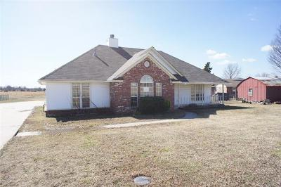 Skiatook Single Family Home For Sale: 3534 W Country Road
