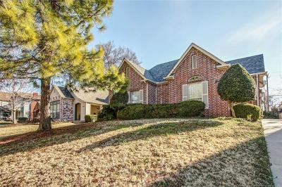 Tulsa Single Family Home For Sale: 1419 S Guthrie Avenue