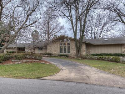 Tulsa Single Family Home For Sale: 6742 S Columbia Avenue