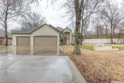 Coweta Single Family Home For Sale: 11507 S 264th East East Avenue