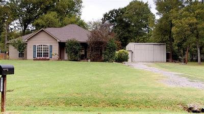 Wagoner Single Family Home For Sale: 68387 S 317 Road