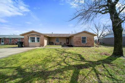 Skiatook Single Family Home For Sale: 1133 S Broadway Street