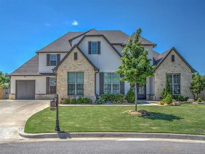 Jenks Single Family Home For Sale: 11002 S Gum Street