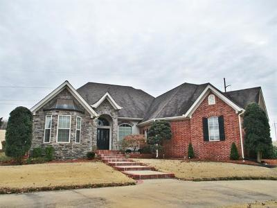 Tahlequah Single Family Home For Sale: 3277 Cypress Lane