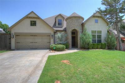 Tulsa Single Family Home For Sale: 2637 S Boston Place