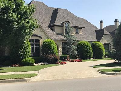 Broken Arrow, Jenks, Tulsa Single Family Home For Sale: 633 W 80th Street