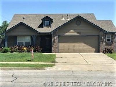 Owasso Single Family Home For Sale: 14501 E 110th Place North