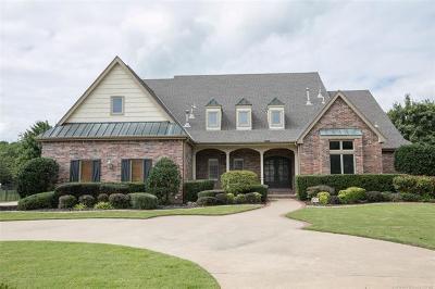 Broken Arrow, Jenks, Tulsa Single Family Home For Sale: 11936 S Erie Avenue