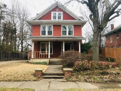 Muskogee Single Family Home For Sale: 426 Kendall Boulevard