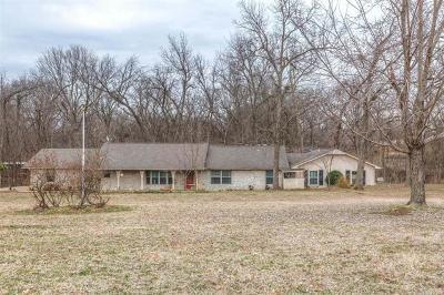 Broken Arrow Single Family Home For Sale: 10951 S 209th East Avenue
