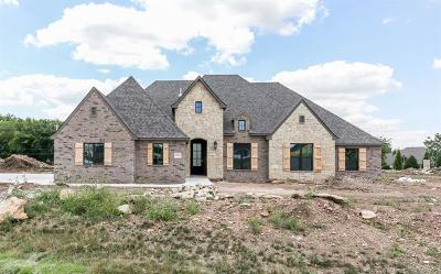 Owasso Single Family Home For Sale: 6724 N Pebble Lane