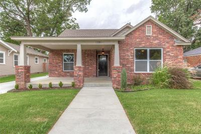 Tulsa Single Family Home For Sale: 1328 S Florence Place