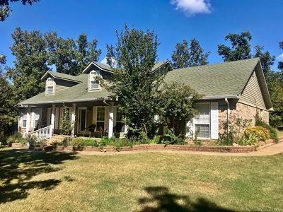 Sallisaw Single Family Home For Sale: 101204 S 4613 Road
