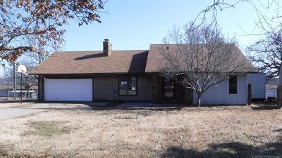 Sand Springs Single Family Home For Sale: 1535 S 263rd West Avenue