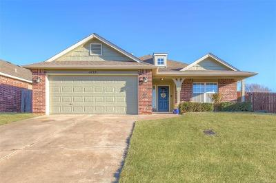 Owasso Single Family Home For Sale: 14321 E 113th Street North