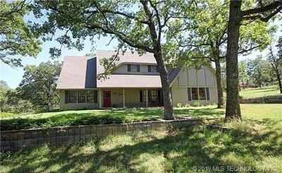 Sand Springs Single Family Home For Sale: 15825 Golden Road