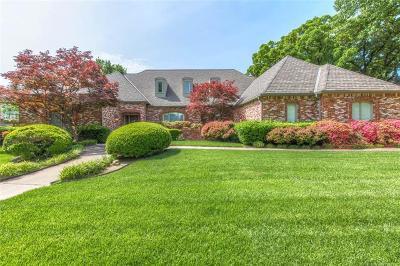 Tulsa Single Family Home For Sale: 5712 E 104th Street