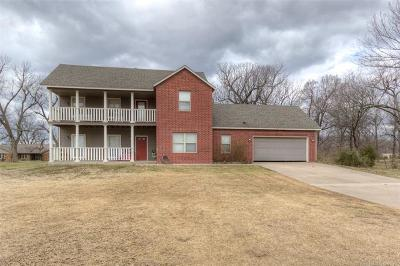 Skiatook Single Family Home For Sale: 12754 S Lombard Lane