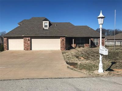 Coweta Single Family Home For Sale