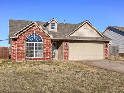 Broken Arrow Single Family Home For Sale: 8924 S 257th East Place