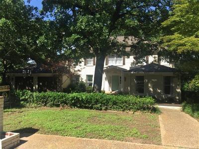 Tulsa Single Family Home For Sale: 10654 S 66th East Avenue