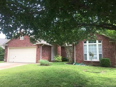 Coweta Single Family Home For Sale: 11983 S 270th East Avenue