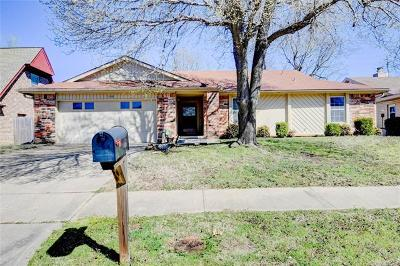 Broken Arrow Single Family Home For Sale: 1108 W Queens Place