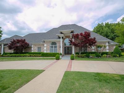 Tulsa Single Family Home For Sale: 11322 S Hudson Avenue