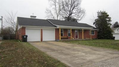 Muskogee Single Family Home For Sale: 2620 Monta Avenue