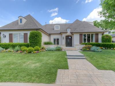 Tulsa Single Family Home For Sale: 4507 E 108th Place