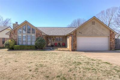 Sand Springs Single Family Home For Sale: 3602 S Redbud Drive