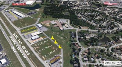 Owasso Residential Lots & Land For Sale: 9175 N Owasso Expressway