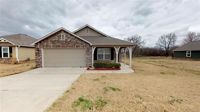 Broken Arrow Single Family Home For Sale: 9066 S 253rd East Avenue