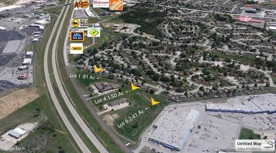 Owasso Residential Lots & Land For Sale: 8821 N Owasso Expressway