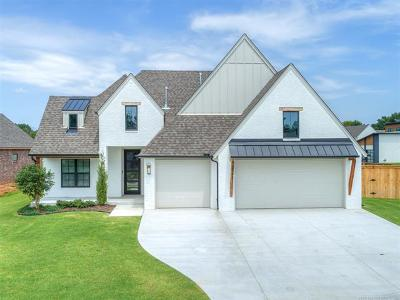 Broken Arrow OK Single Family Home For Sale: $395,000
