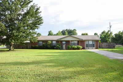 Ada Single Family Home For Sale: 19539 County Road 1555