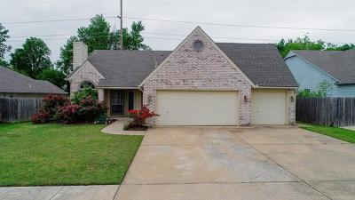 Bixby Single Family Home For Sale: 11640 S 102nd East Avenue