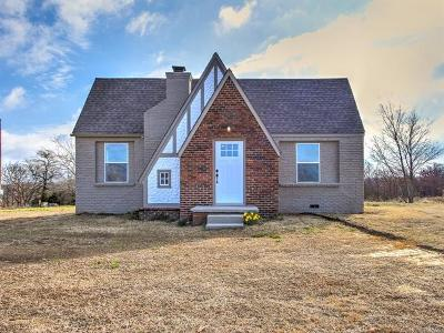Sand Springs Single Family Home For Sale: 4313 S 162nd West Avenue
