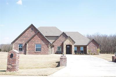 Owasso Single Family Home For Sale: 8239 N 154th East Avenue