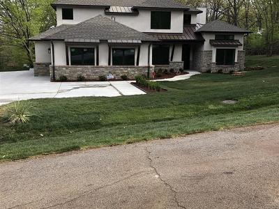 Tulsa Single Family Home For Sale: 3031 W 78th Street