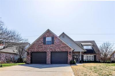 Broken Arrow, Jenks, Tulsa Single Family Home For Sale: 5406 E 110th Place