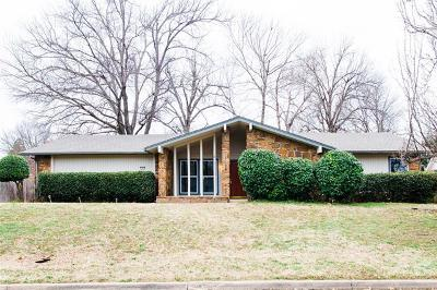 Tulsa Single Family Home For Sale: 7938 S 86th East Place
