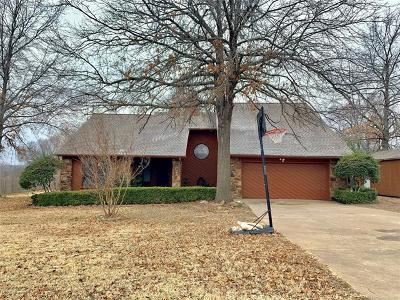 Sand Springs Single Family Home For Sale: 120 S 176th West Avenue