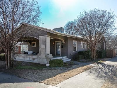 Tulsa Single Family Home For Sale: 1732 S Yorktown Avenue