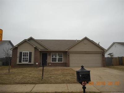 Skiatook Single Family Home For Sale: 606 S Creek Street