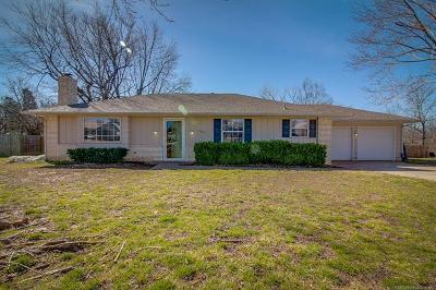 Ada Single Family Home For Sale: 13827 County Road 1556