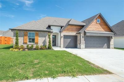 Bixby Single Family Home For Sale: 7423 E 125th Street S