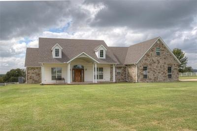 Okmulgee County Single Family Home For Sale: 31151 S 200 Road