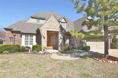 Tulsa Single Family Home For Sale: 11837 S Oswego Avenue