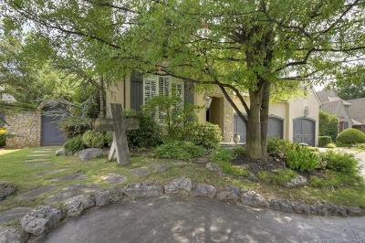 Tulsa Single Family Home For Sale: 3310 E 94th Street